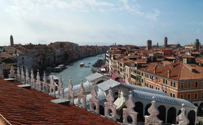 Studienreise nach Venedig 2017